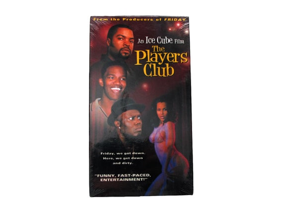 The Players Club VHS