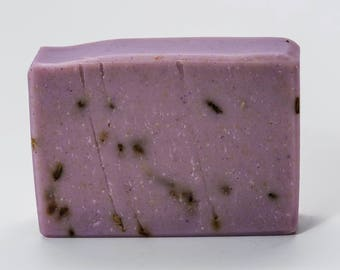 Lavender, Fading Frontier, Shipwreck Apiaries, Handmade Soap, Artisan Soap, Cold Process Soap, Natural Beeswax Soap