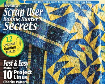 Quiltmaker - January/February 2009 Issue