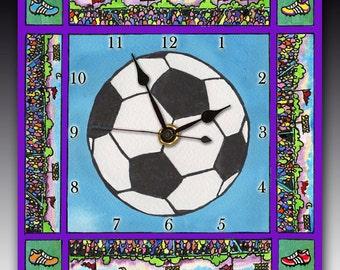 Soccer Clock