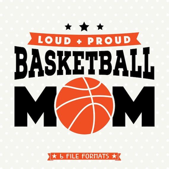 Basketball Svg Basketball Mom File Basketball Shirt Svg