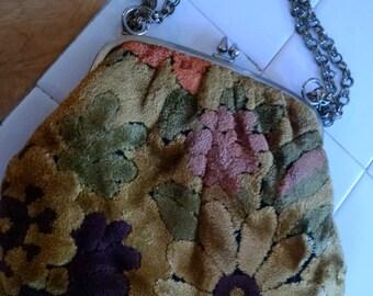 """Vintage Little """"Carpet Bag"""""""