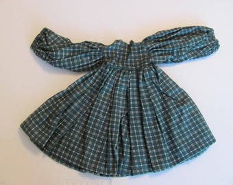 Rag Doll Dress, Rag Doll Clothes, Ragdoll Clothing, Primitive Doll clothes, Prim Doll clothing, Homespun, Cloth Doll Clothes