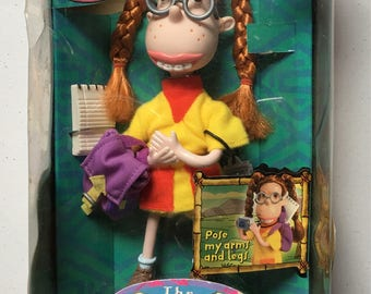 Vintage - The Wild Thornberry's Eliza- Action figure