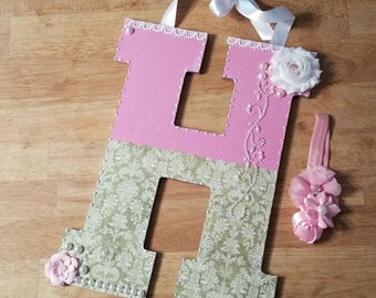 Baby Room Decor, Nursery Room Decor, Custom Nursery Letters, Baby Nursery Decor, Custom Wood Letters, Custom Letters, Girls Room Decor