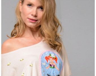 Fashion tunic from TM «Konstantin Miro by FashionArt»