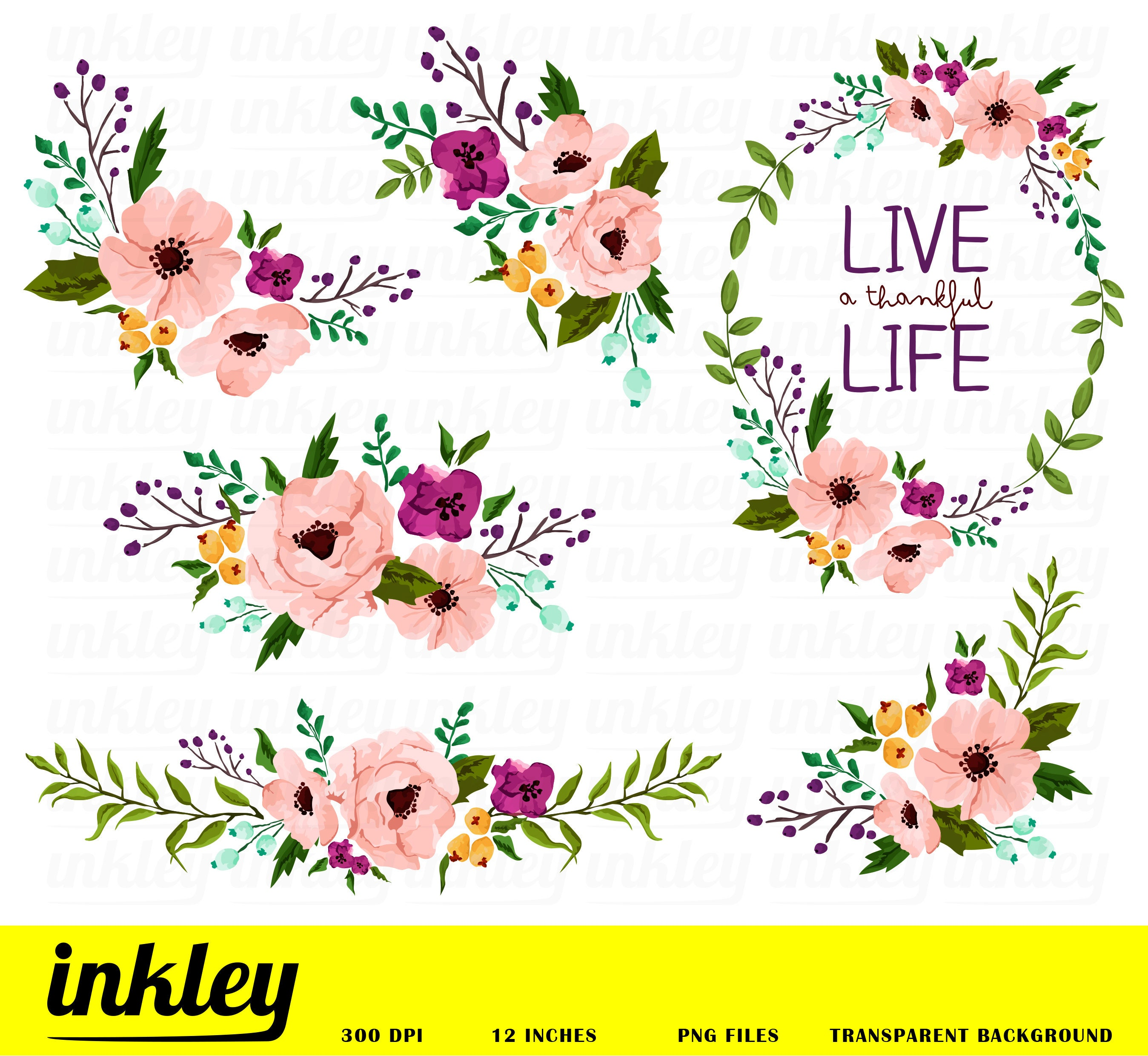 Pink flower clipart pink flower clip art pink flower png zoom mightylinksfo Image collections