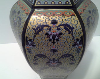 Reduced. Beautiful vase, with a chip or two