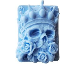 Skeleton King soap