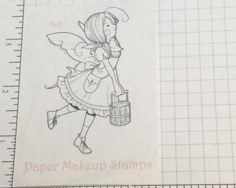 Paper Makeup Stamp NELL