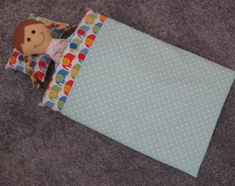 Doll's Cot or Pram Bedding