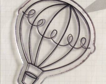 imaginisce Balloon Stamp