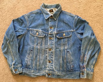 Lee 101J jacket