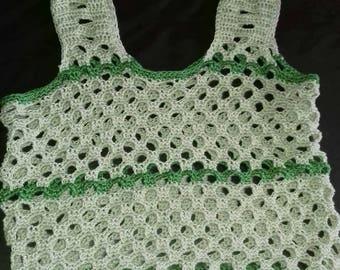 Crochet Shopping Bag Shopping