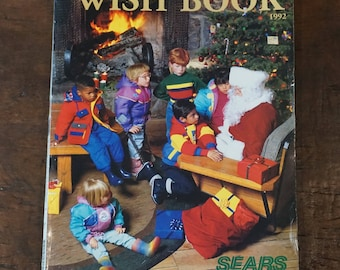 1992 Sears Christmas Wish Book