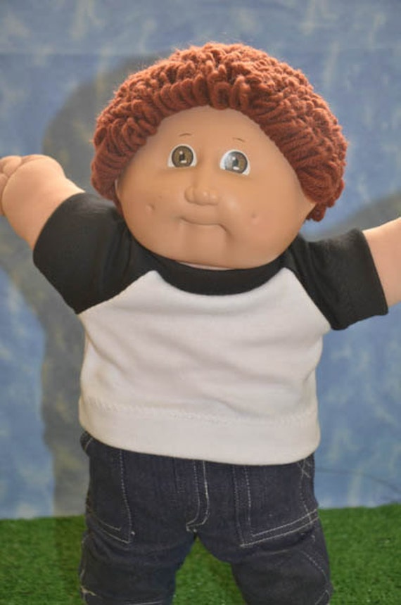 cabbage patch doll clothes for 16 18 boy dolls. Black Bedroom Furniture Sets. Home Design Ideas