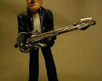 JOE STRUMMER FIGURE
