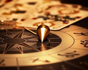 Pendulum Tarot Reading