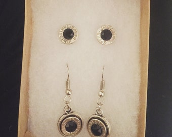 Bullet earring set