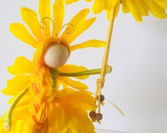 Daisy, flower fairy!