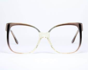 CAZAL Butterfly Vintage Brille Eyeglasses Lunettes Occhiali Gafas 509 121 56-18 Striking Frame West Germany