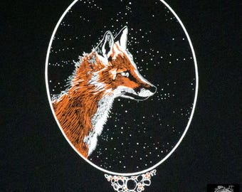 FOX Screen Printed Women's Tee Shirt