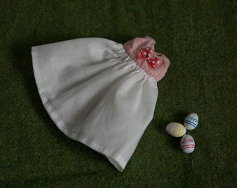 Easter doll dress (Pullip, Blythe...)