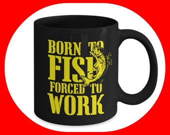 Course Fishing - Fishing Gift Ideas - Best Fishing Gifts - Fishing Mug - Fishing Presents - Fishing Gift