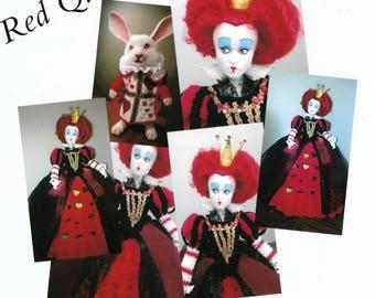 The Red Queen - Alice in Wonderland