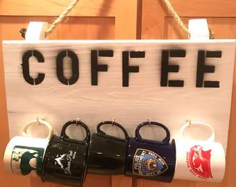 Coffee Mug Holder