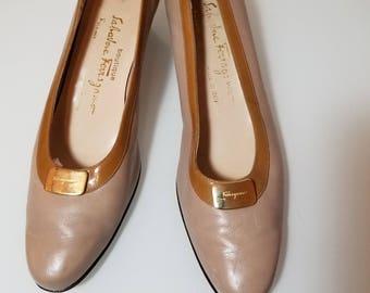 FREE  SHIPPING  Ferragamo  Heels