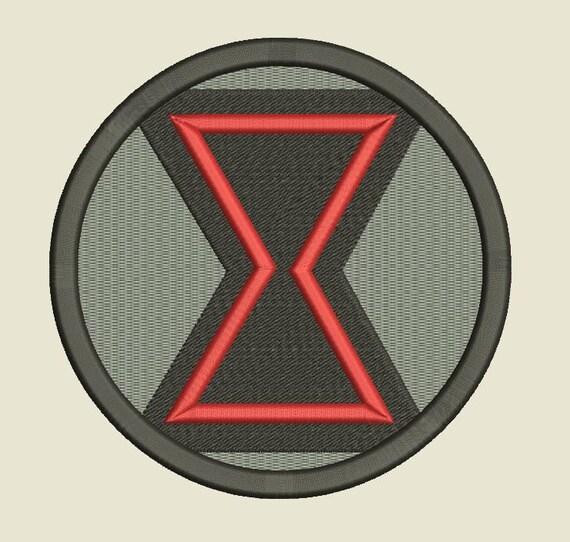 Avengers Symbols Complete Set Embroidery Files Download Captain