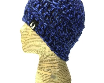 Asher Crochet Beanie