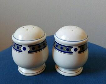Vintage Set of Salt and Pepper Shakers