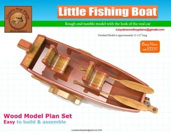 Little Fishing Boat