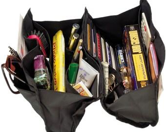 Purse INSERT ORGANIZER Handbag Organizer Insert Pocketbook Organizer Purse Organizer