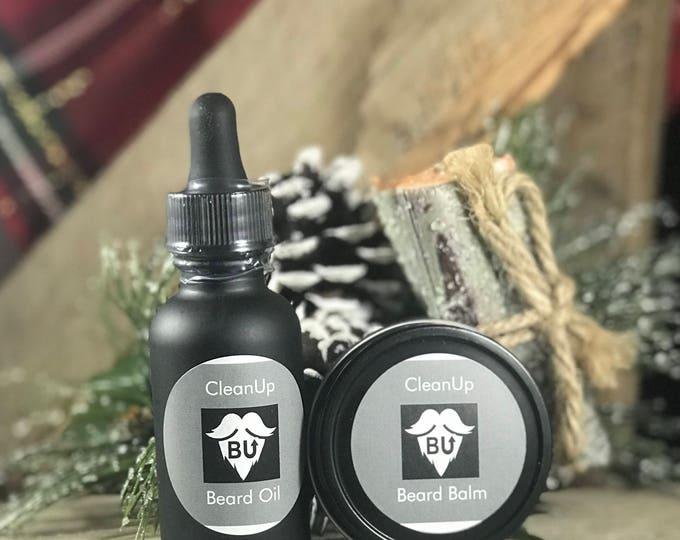 BeardUp Beard Oil and Balm Set
