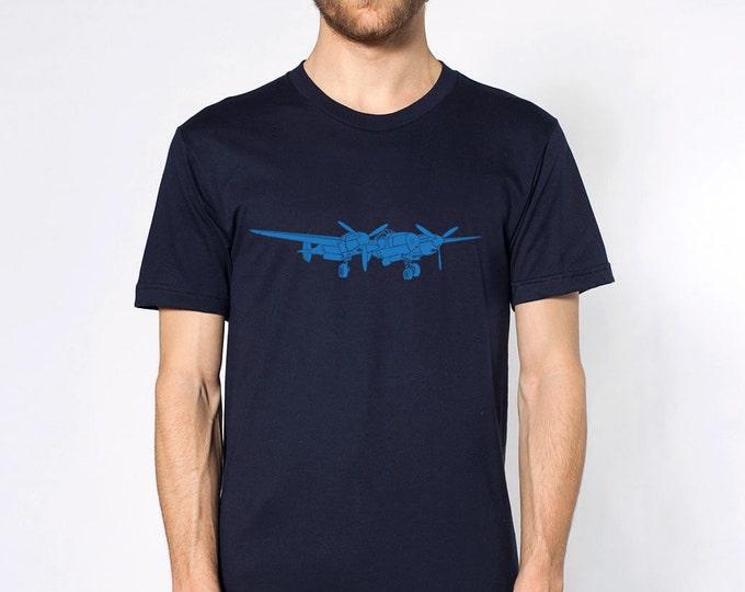 KillerBeeMoto: P-38 Lightning Fighter Plane Short & Long Sleeve Shirt