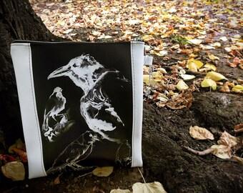 Tablet Bag 'Crow'