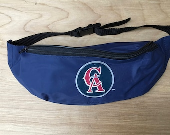 Vintage California Angels Fanny Pack