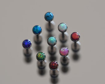 Multibuy Special Offer x2 Cabochon Opal Attachments