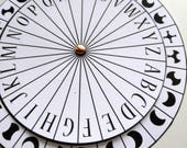 Moon Symbols Spy Decoder ...