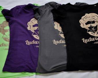 Reloaded! Women's T-shirt organic cotton