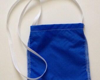 Shower Surgical Drain Holder Pocket -- Breast Cancer Surgery, Mastectomy, Reconstruction, Drain Holder, Drain Tubes, Drain Pocket