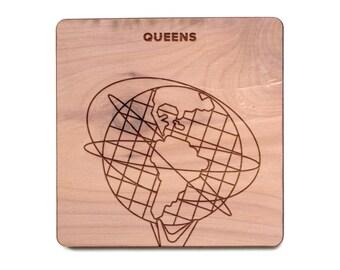 Queens Coaster - Unisphere