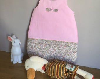 Liberty sleeping bag for doll sleeping bag