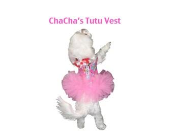 Dog Vest Tutorial--The Ultimate Walking Vest Pattern, Instructional Ebook, Instant Download