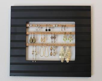 Earring Holder Frame Hanging Earring Organizer Custom