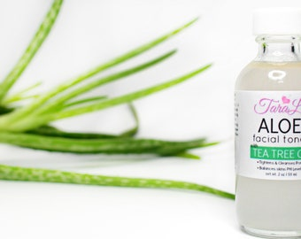 Aloe Face Toner, Acne Fighting Face Toner Treatment, Acne Facial Toner, Acne Prone Face toner, Acne Fighting Face Toner, Best Face toner