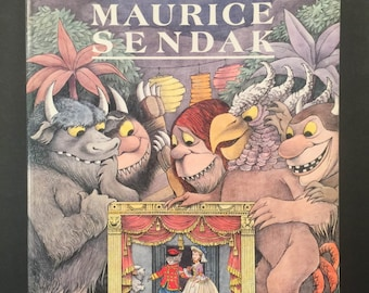 Posters by Maurice Sendak, 1986 First Edition
